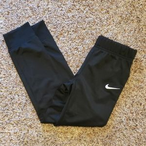 Girls excellent condition Nike track pants.